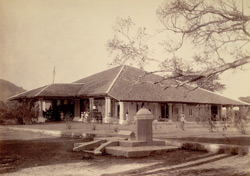 The Commissioner's House, Gaya.